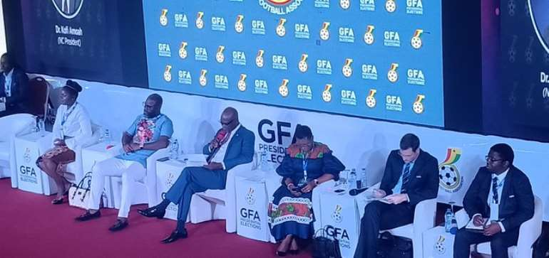 LIVE STREAMING: Ghana FA Elective Congress