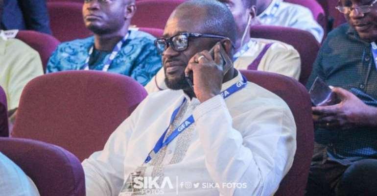 FIFA General Secretary  Congratulates Kurt Okraku For Winning GFA Presidency