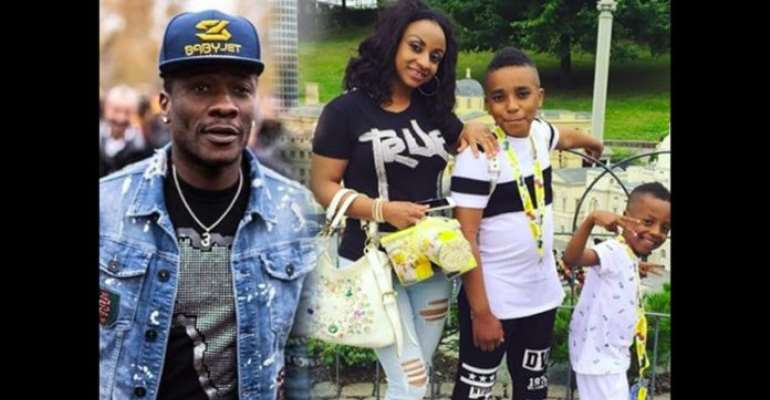 Court Orders Asamoah Gyan To Pay Wife Over GHC200k As Maintenance Fee