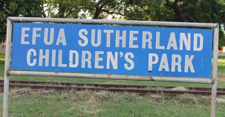 Efua Sutherland Children's Forest Or Children's Park?