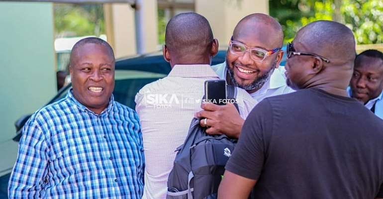 Pictures From Ghana FA Executive Council Elections Held On Thursday