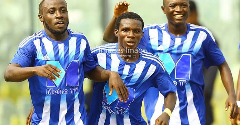 Great Olympics Reacts To Their Promotion To Ghana Premier League
