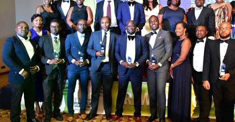 MTN Finance Team Bags Six Awards At the 5th Ghana Finance & Innovation Awards