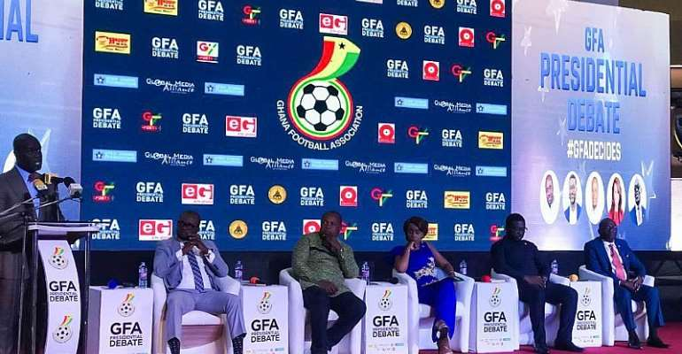 FIFA Commends NC For Conducting First-Ever GFA Presidential Debate