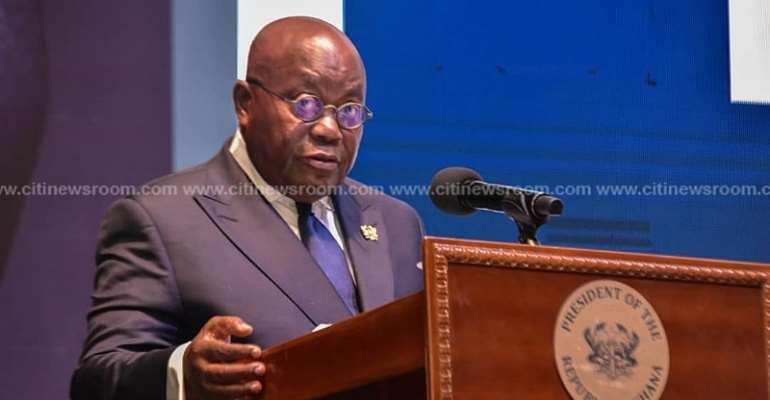 Akufo-Addo Congratulates New GFA President