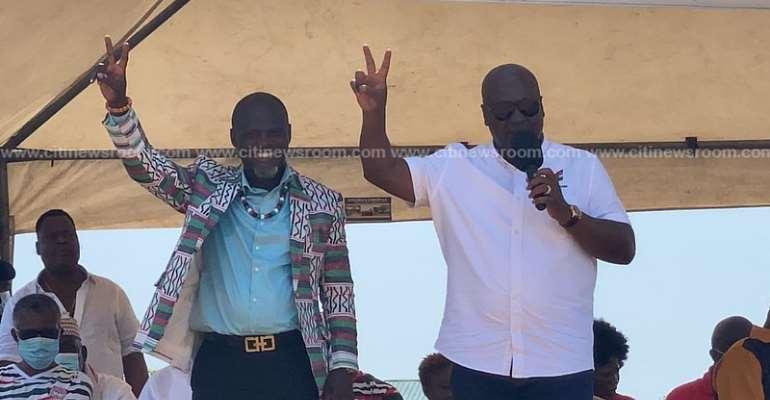 Mahama Promises To Resurrect Black Star Shipping Line