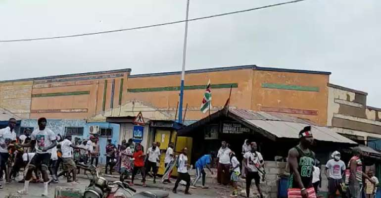 NPP, NDC Supporters Clash At Jamestown