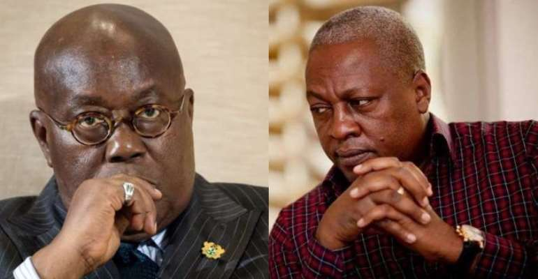 2020 Polls: Akufo-Addo's Ghana, John Mahama's Future; Which Chief Is Next To Be Visited?