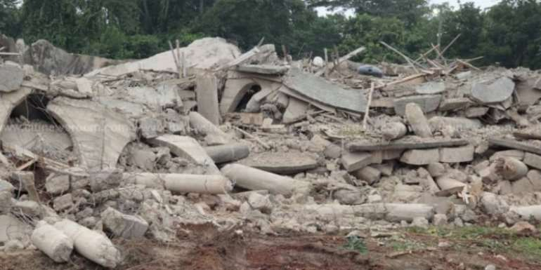 Church Disaster: Founder Of Church Granted Bail