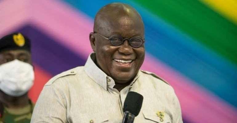 I Didn't Come To Deceive Anybody In Ghana – Akufo-Addo
