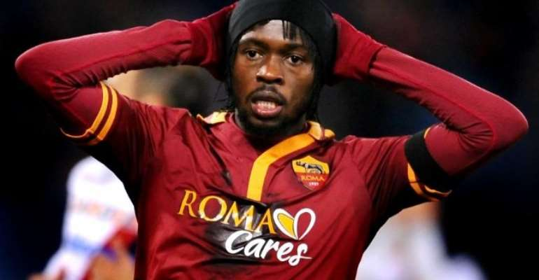 Gervinho to miss 2017 AFCON with knee injury