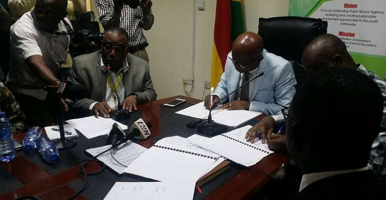 YEA Partner Local Gov't To Offer More Jobs
