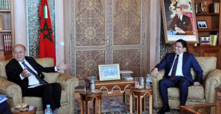 Relations Between Paris, Rabat In Malaise
