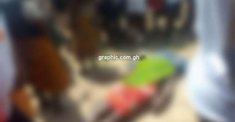 Youth Lynch 'Okada Thief' At Agona Asafo