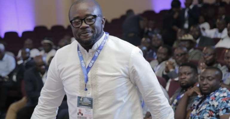 Kurt Okraku Urged To Do Whatever He Can To Get Supporters To Stadium
