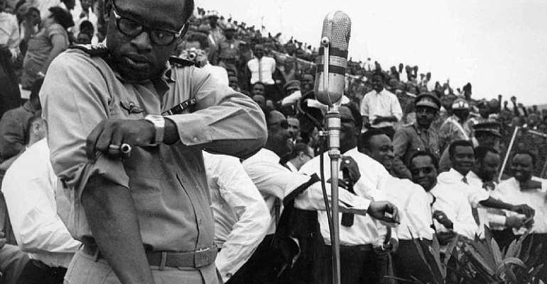 24.11.1965: The King of the Cleptocrats...Joseph-Désiré Mobutu