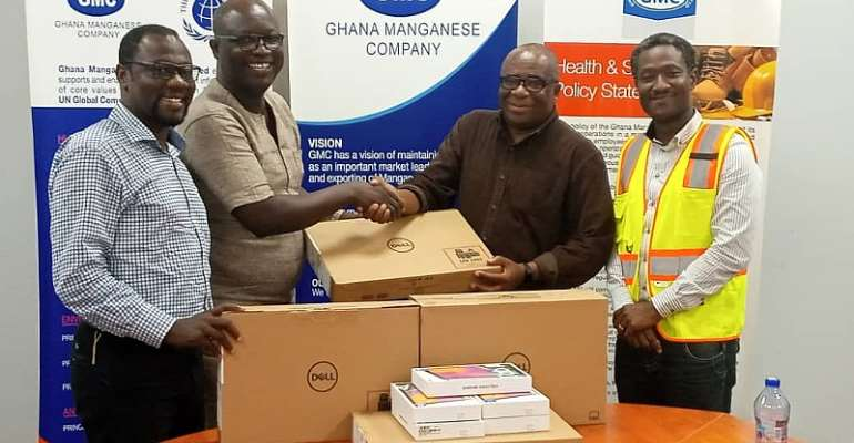 W/R: GMC Donate Laptops, Tablets To GJA