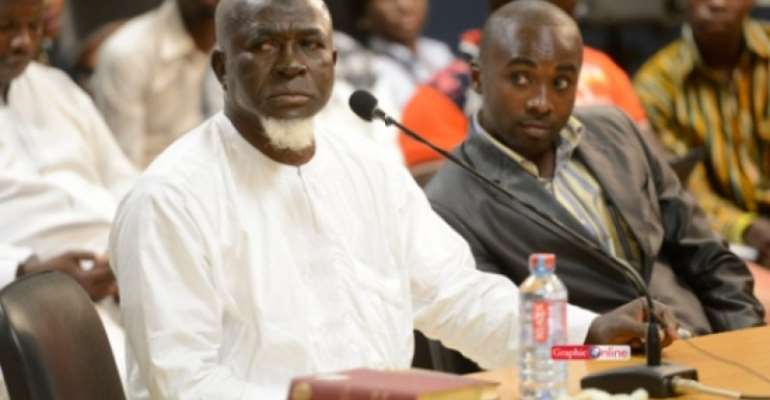 Alhaji Grusah Ready To Welcome Investors To King Faisal After Premier League Promotion
