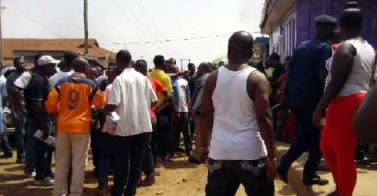 Why Kumasi Brothels Were Burnt To Ashes