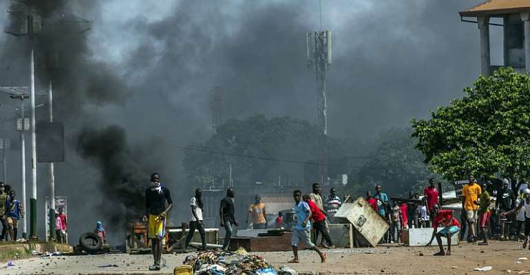 Call For Calm In Guinea
