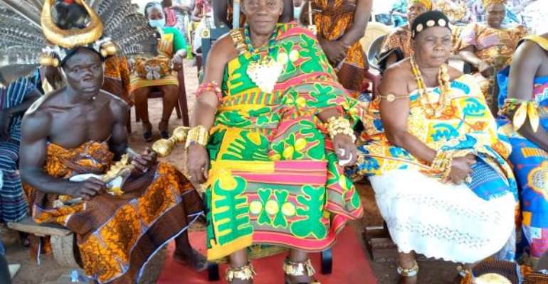 Akufo-Addo Is A 'Man Of His Words' – Prang Paramount Chief