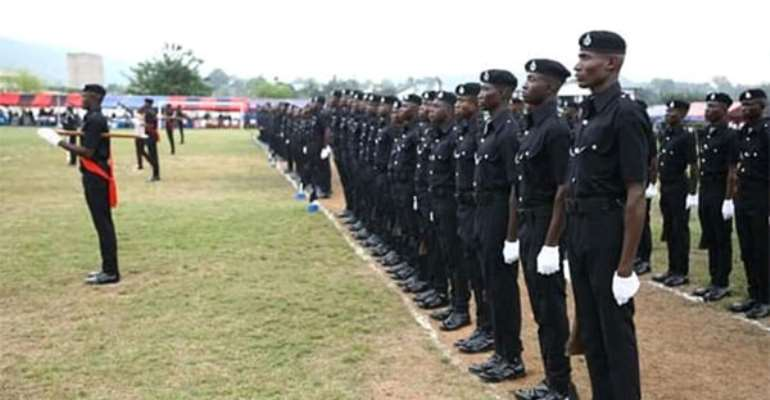 Election 2020: Only Uniform Personnel Will Be Deployed – Ghana Police