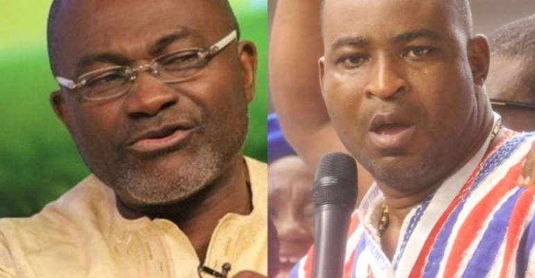 Chairman Wontumi, Ken Agyapong Still Top Insults On Radio For September — Report