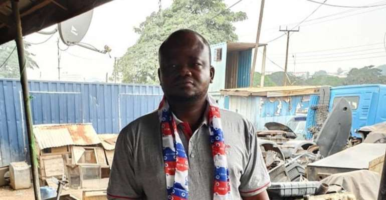 We Won't Be Complacent In Ashanti Region – Suame Magazine NPP Chair