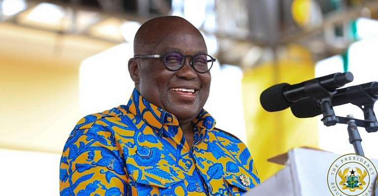 We're Working To Reduce Ghana's Housing Deficit – Akufo-Addo