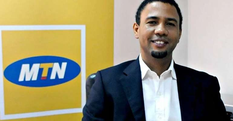 Karl Toriola, New MTN Nigeria CEO