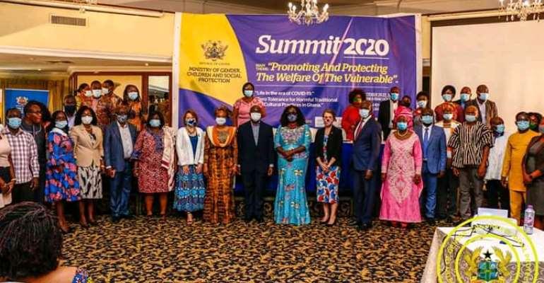 Deputy Minister For Gender Calls For Collective Effort Against Gender Based Violence