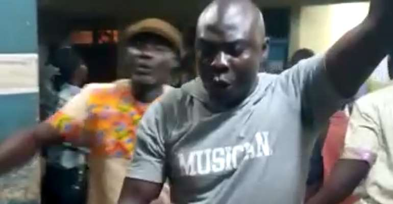 NDC Supporters Who Stormed Suame Police Station Yet To Report To Police