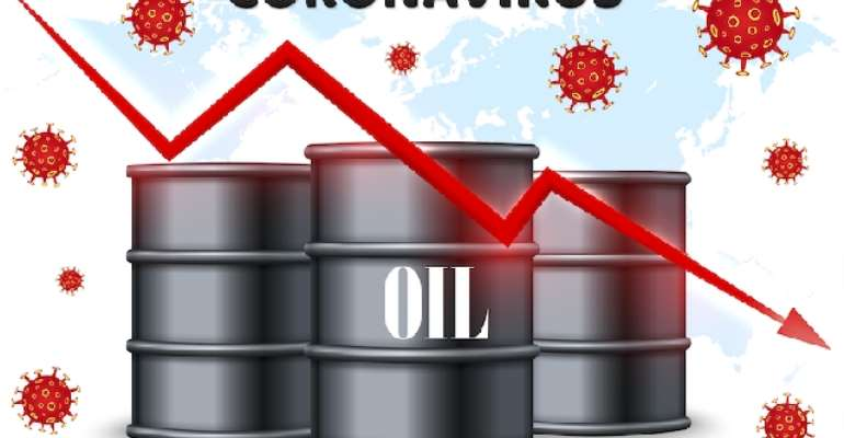 Oil Falls 3% As COVID-19 Infections Raise Demand Concerns