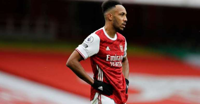 Aubameyang Has Declined Since Signing New Arsenal Contract – Darren Bent