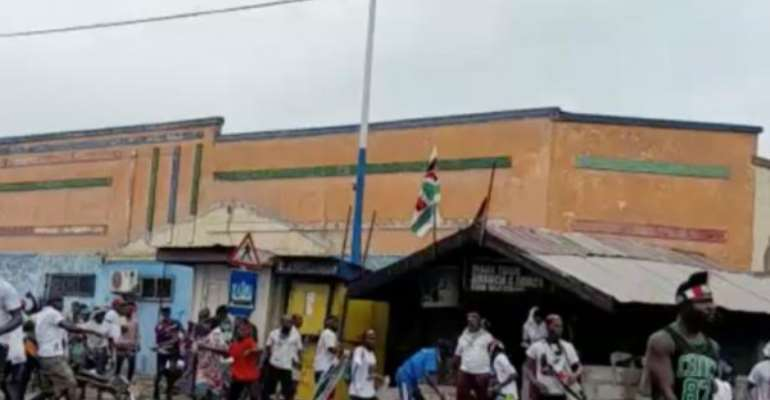 Ten Wounded In NPP, NDC Jamestown Clash
