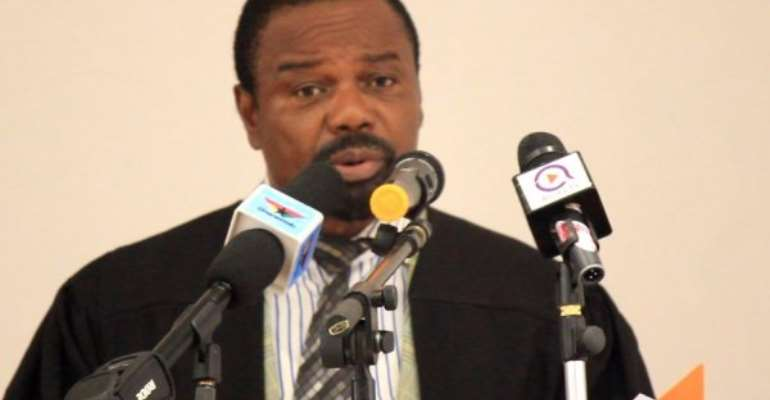 SARS Protests Won't Happen In Other Countries - Vladimir Antwi Danso