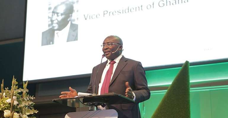 Veep Urges African Leaders To Focus On Capacity Dev't For Citizens