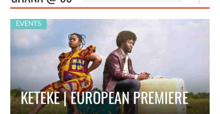 Ghana Movies Shine At Film Africa Festival 2017