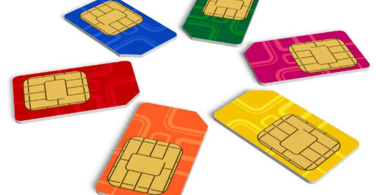 Ghana To Witness Massive Re-registration Of SIM Cards From November