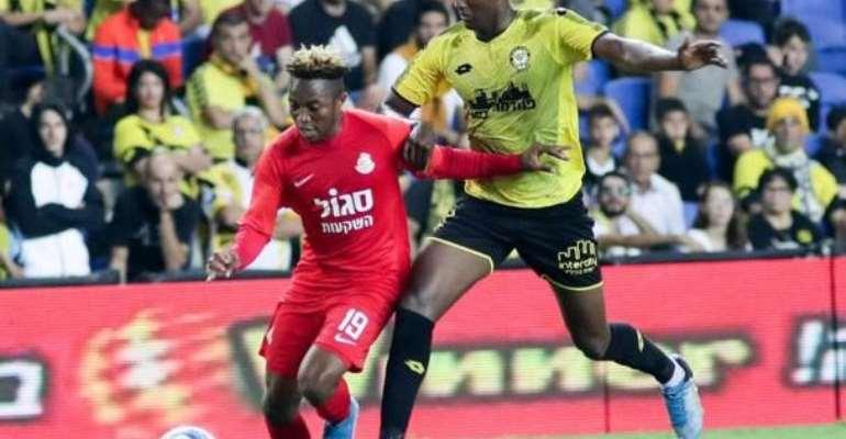 Samuel Alabi Excel As Ashdod Thump Maccabi Netanya 4-2 In Israeli League