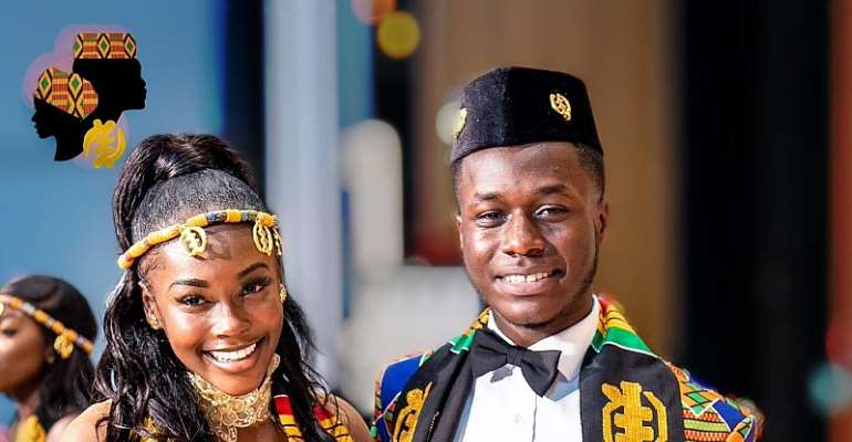 Dwayne Kobby Owusu, Whitney Tawiah Win Mr And Miss Teen Ghana UK 2019