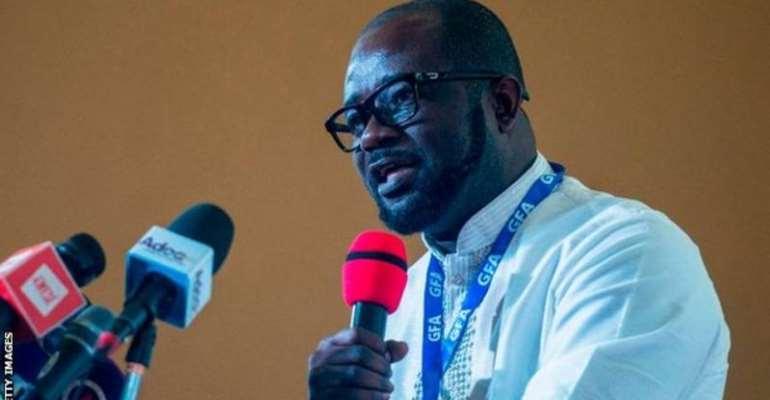 Kurt Okraku: New Ghana FA President Embraces Opportunity For Change