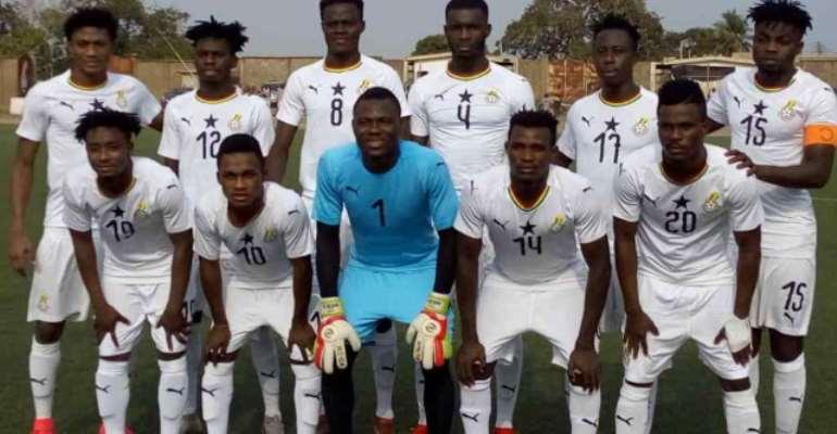 U 17 FIFA World Cup Kick Off Without Ghana