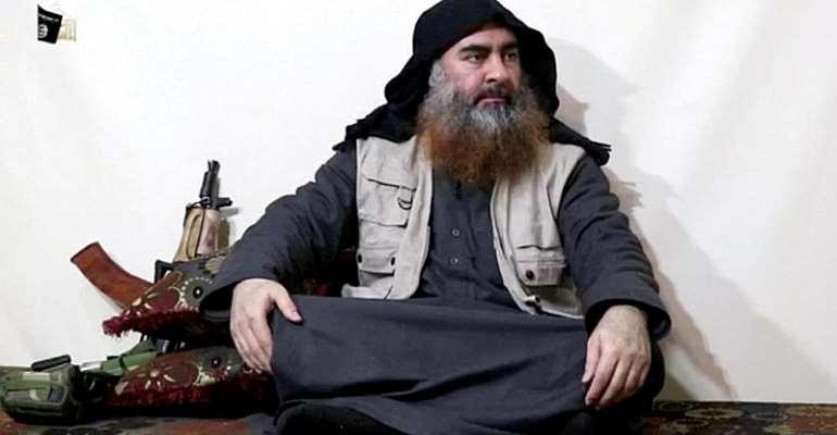 Islamic State Group/Al Furqan Media Network/Reuters
