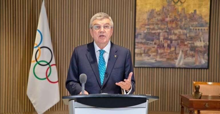 IOC President Thomas Bach Receives Seoul Peace Prize