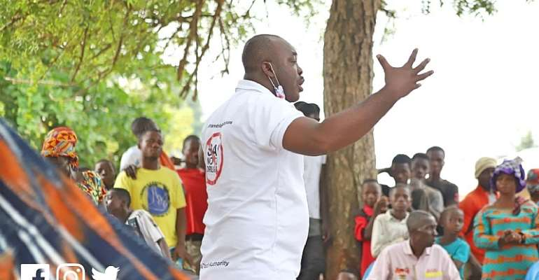 Sports Minister, Isaac Asiamah