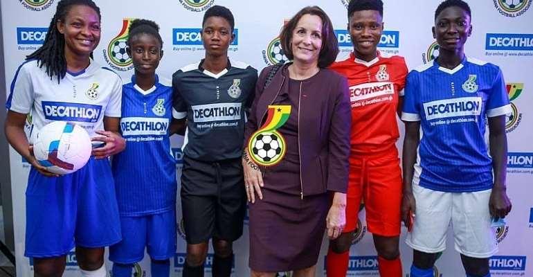 Kipsta Is Official Ball For Ghana Women's Premier League & Regional Women's Leagues