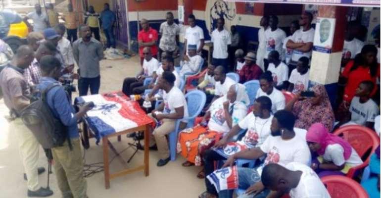 Ashanti Region: Over 500 NDC Members Defect To NPP At Effiduase Asokore