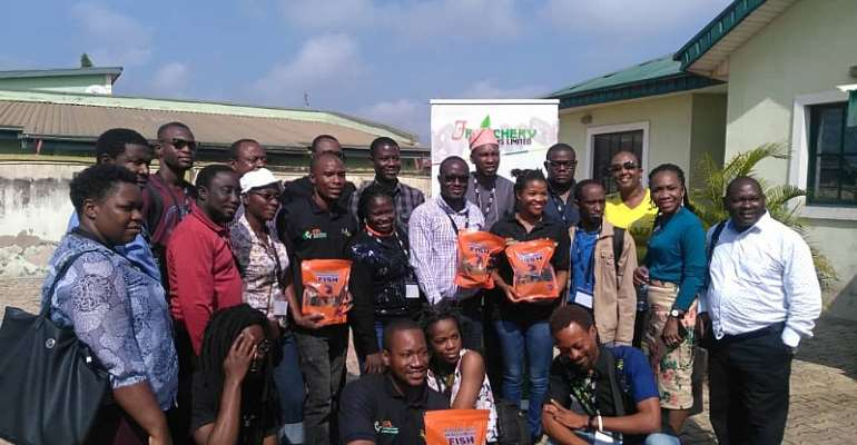 The Youth Agripreneurs Of Southern Benin Republic