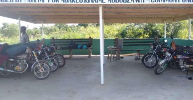 Adaklu MP Promises To Elevate Okada Business In Next NDC Gov't